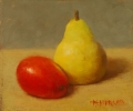 Yellow Pear and Pear Tomato